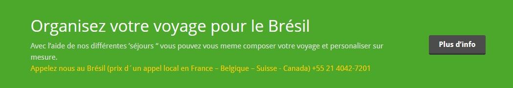Sejour Bresil